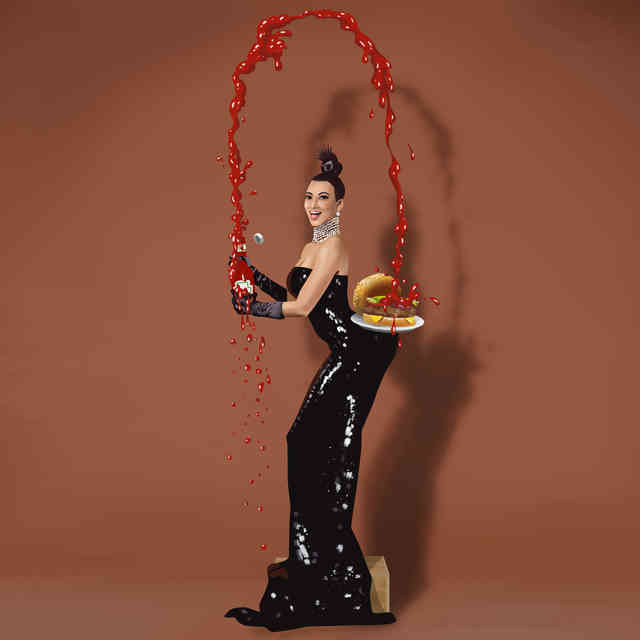 The Kardashians Are Coming for Your Food: How Celebs Invaded Chef Culture