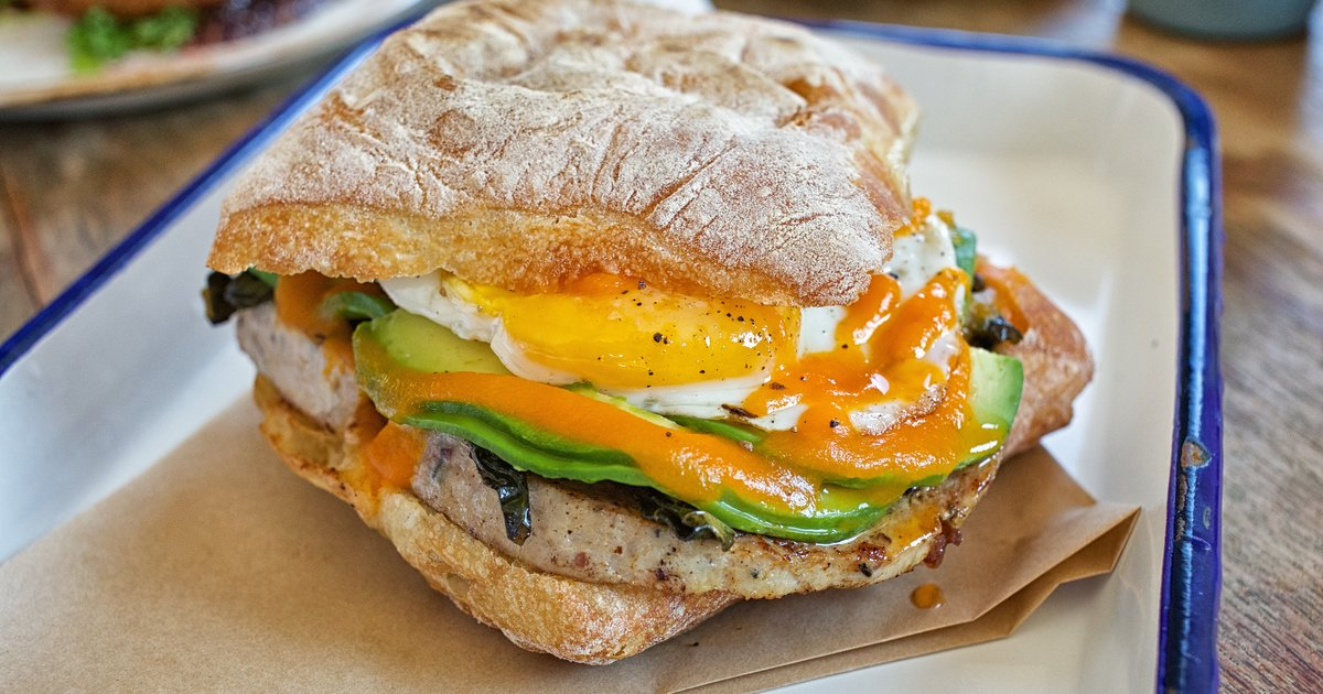 LA's 12 Best Breakfast Sandwiches Make You Actually Want to Get Out of Bed