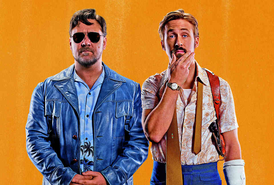 Nice Guys Director Shane Black on Ryan Gosling, Predator