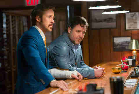 ryan gosling and russell crowe - the nice guys