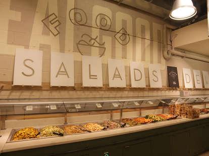 Whole Foods Market salad bar