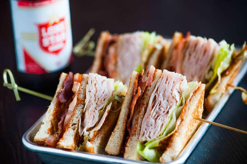 WesBurger, San Francisco sandwiches