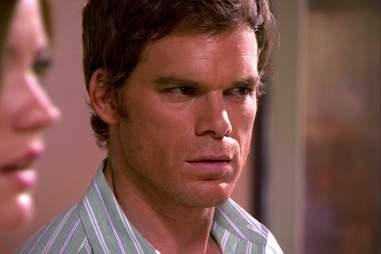 Dexter, Michael C. Hall, Showtime