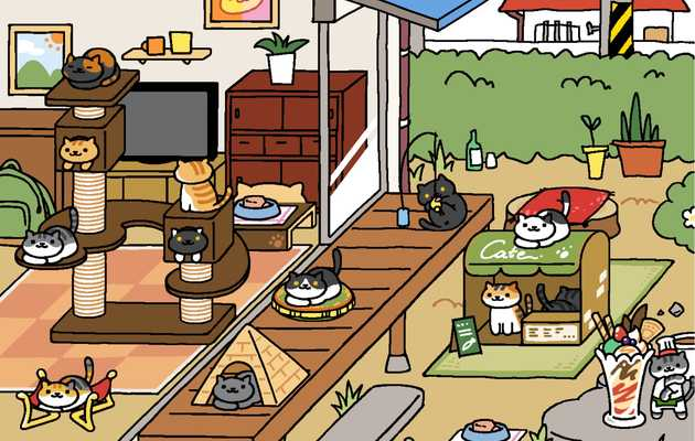 I Am a Functional Adult Obsessed with a Japanese Cat-Collecting iPhone Game