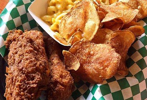 The Roost Carolina Kitchen A Chicago Il Restaurant