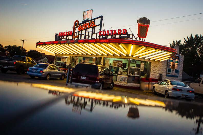 Leon's Frozen Custard, Frozen Custard, Milwaukee