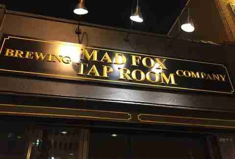 mad fox tap room