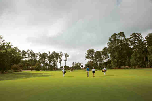 May River Golf Club at Palmetto Bluff, Charleston Golf Courses