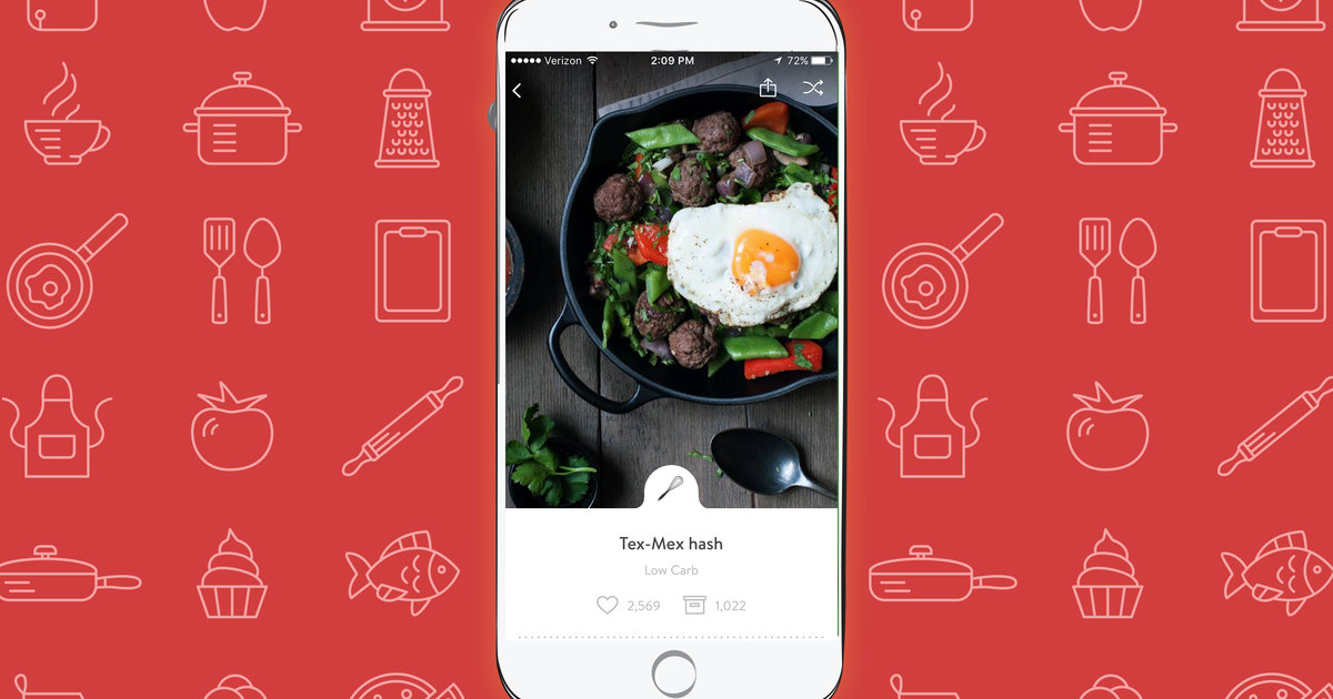The best cooking apps for iphone bigoven yummly panna mealime the best cooking apps for iphone bigoven yummly panna mealime thrillist forumfinder Image collections