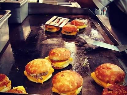 Breakfast Sandwiches at LocoL