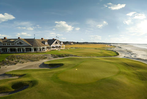 The Ocean Course at Kiawah, Charleston Golf Courses