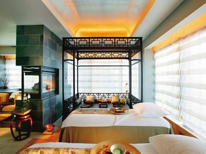 Mandarin Oriental, New York, New York Spa