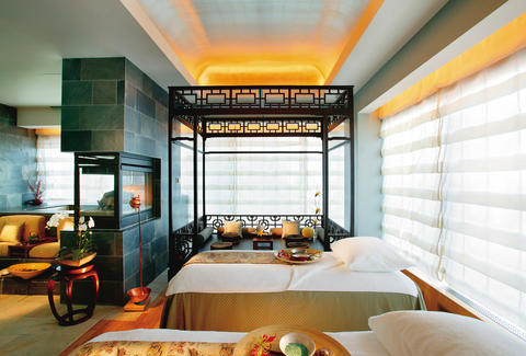 Mandarin Oriental, New York, New York Spa