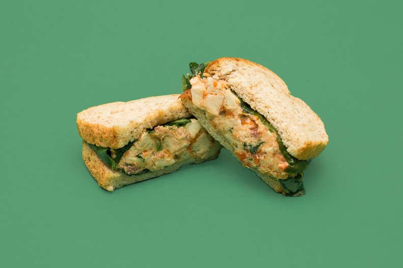 Starbucks Chicken BLT Sandwich, chicken sandwich