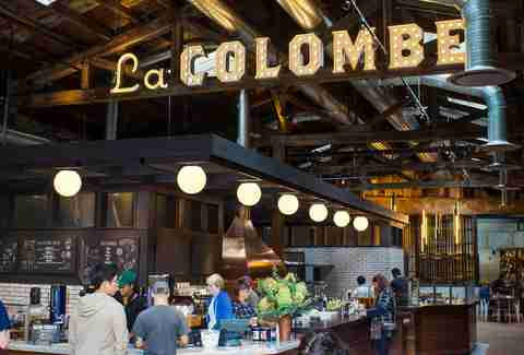 la colombe coffee shop