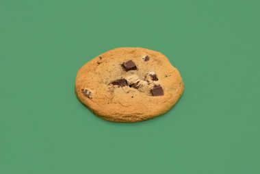 cookie, chocolate chip cookie, Starbucks chocolate chip cookie