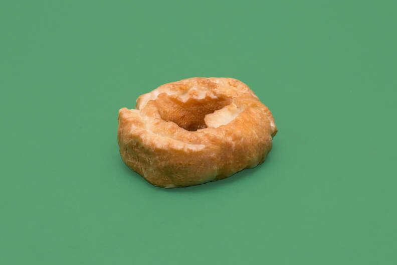 glazed donut, Starbucks Old-Fashioned Glazed Donut