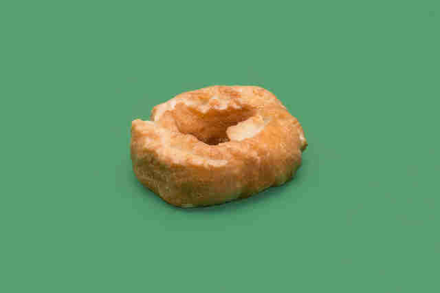 glazed donut, Starbucks Old-Fashioned Glazed Donut