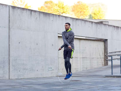 man jumping rope best exercises if you hate running