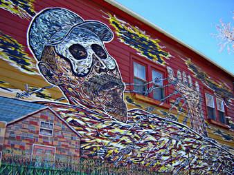 Chicago Pilsen murals
