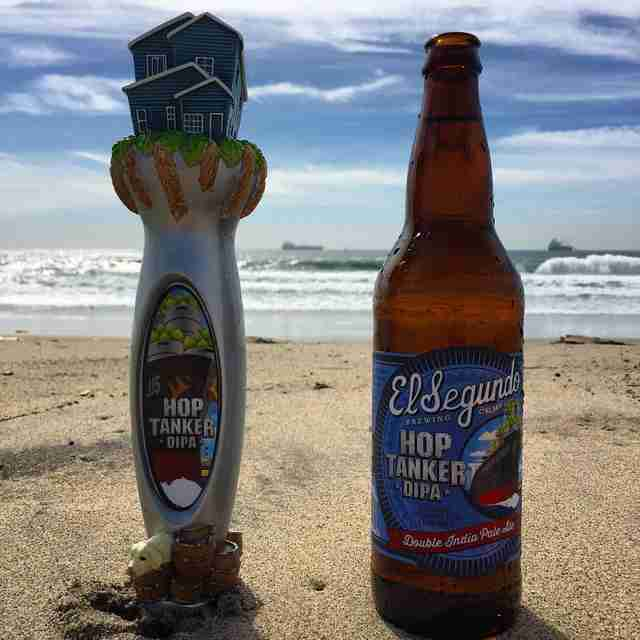 el segundo hop tanker los angeles beer