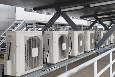 air conditioner, air conditioning unit