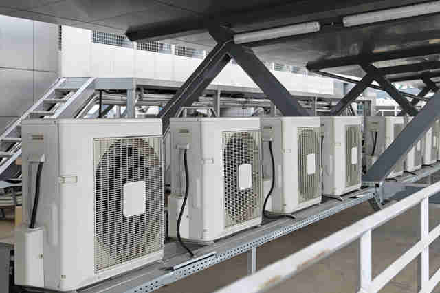air conditioner, air conditioning unit