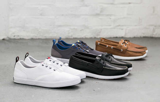 The Paul Sperry Collection Draws Sperry's Icons Into The 21st Century
