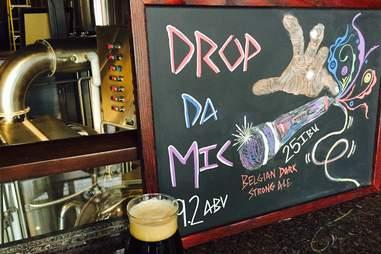 drop da mic beer