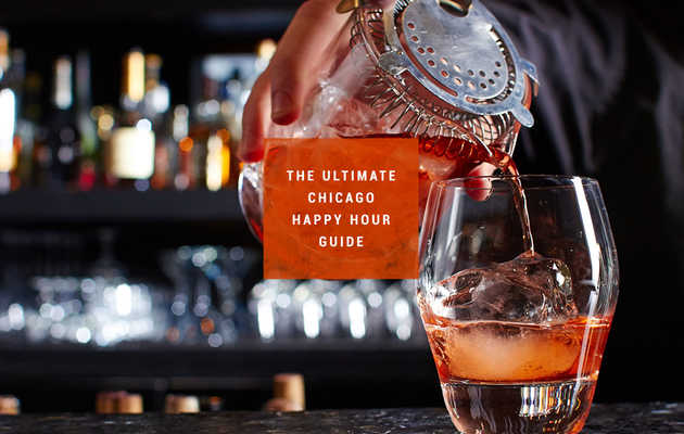 A Guide to Chicago's Best New Happy Hours