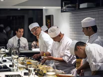 Sushi Nakazawa, New York City Sushi