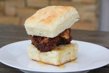 atlanta best biscuit round up sandwich