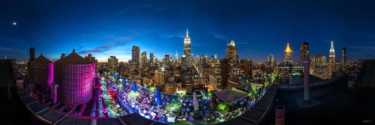 230 Fifth: A New York, NY Bar - Thrillist
