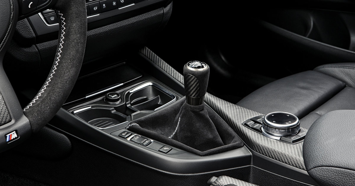Lets Admit It Manual Transmissions Need To Go Thrillist