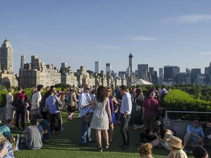The Met Rooftop Bar: A New York, NY Bar - Thrillist