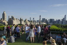 The Met Rooftop Bar