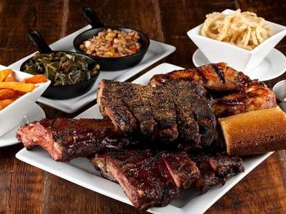 ribs at Southern Hospitality in New York City