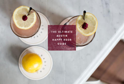 best happy hour in austin texas cocktails