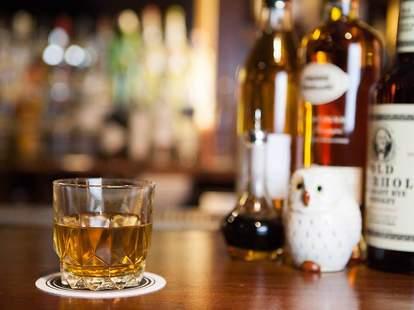 whiskey at nitecap