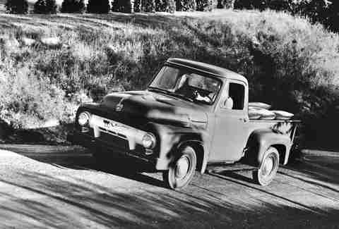 The F-100 first took its name in 1953