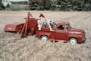 The 1950s truck ads were gloriously agrarian
