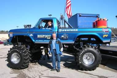 The original Bigfoot was an F-150