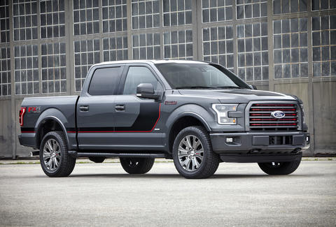 The F-150 Lariat Package