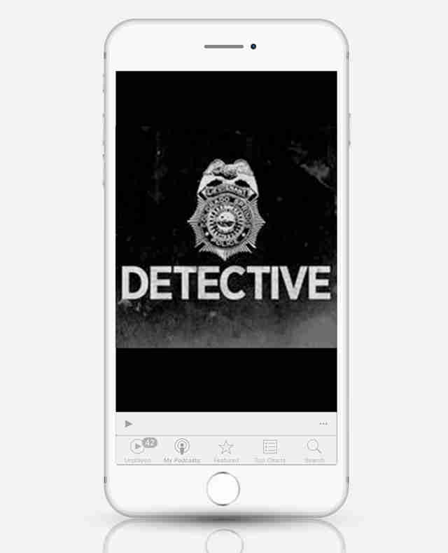 Investigation Discovery Detective podcast