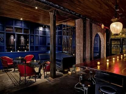 Madam Geneva, New York City bars