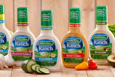 Hidden Valley Ranch varieties