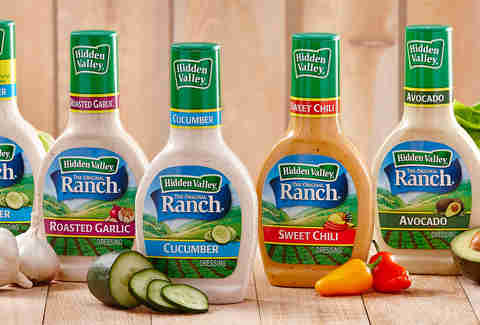 Hidden Valley Ranch varieties