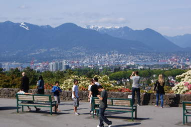 Vancouver Elizabeth park