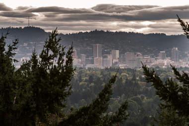 Portland cityscape