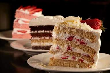 slices of cake from bread winners